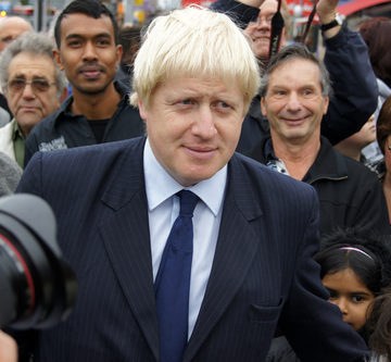 The Mayor of London, Boris Johnson, says data on auxiliary engine emissions could be included in future air quality study