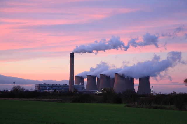 air pollution industrialization essay