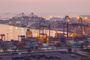 Emissions from shipping in ports is expected to quadruple by 2050
