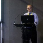Ricardo-AEA's Stephen Stratton presented the initial findings at the AQE Show 2015 yesterday (April 23)