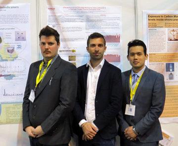 Poster winners AQE 2015