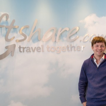 Ali Clabburn - Liftshare founder