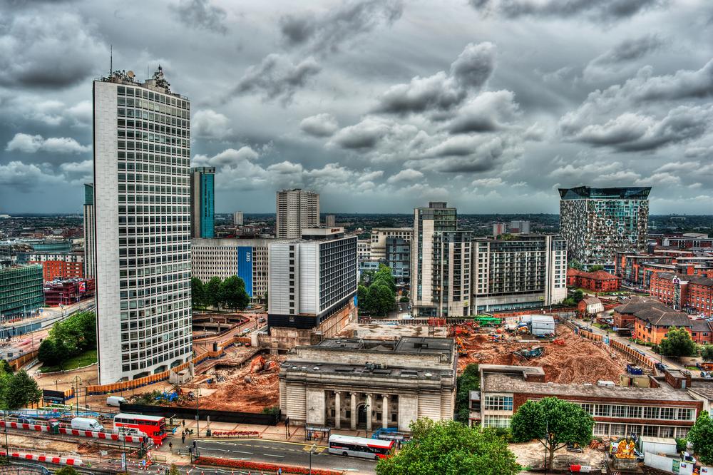 City Buildings Birmingham