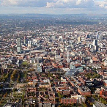 The strategy is aimed at improving air quality and carbon emissions in Greater Manchester