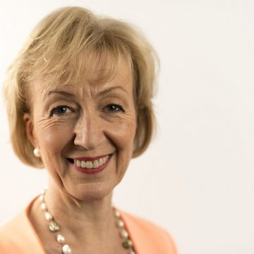 Andrea Leadsom said EU air quality limits will be transferred into UK law