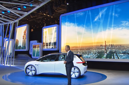 volkswagen unveils  emission car   air quality news