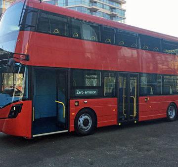 hydrogen-bus