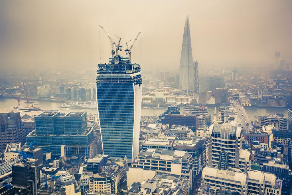 london air quality