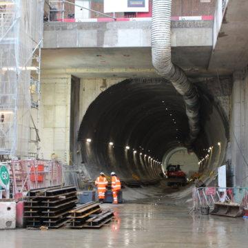 Tunnel air quality