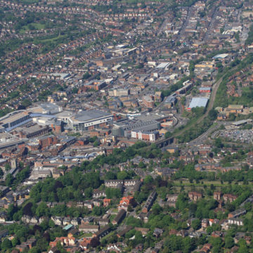 High Wycombe air quality