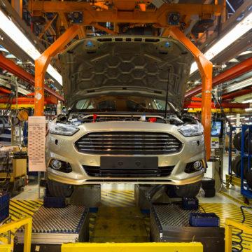 car manufacture air quality
