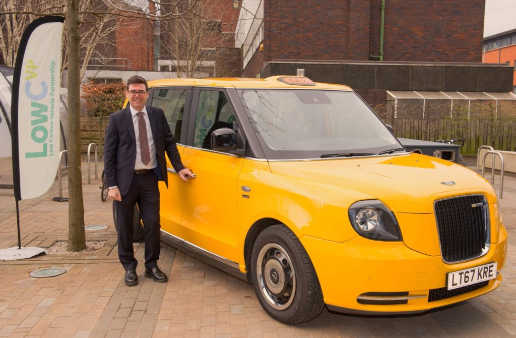 City Cars Taxi Manchester