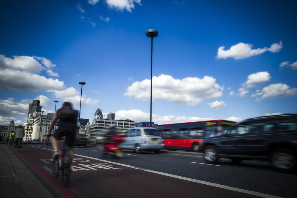 London's low-emission zone ineffective in improving child lung health, study says